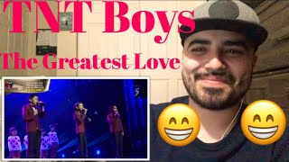 Reacting to TNT Boys The Greatest Love  Presidents Star Charity in Singapore