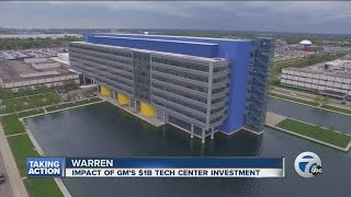 Businesses welcome GM's investment