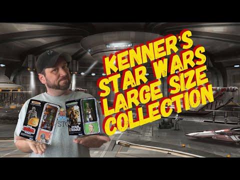 Vintage Star Wars Large Size Collection