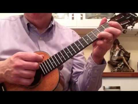 Ukulele Fingerstyle Classical - Flamenco tutorial Spanish Fandango