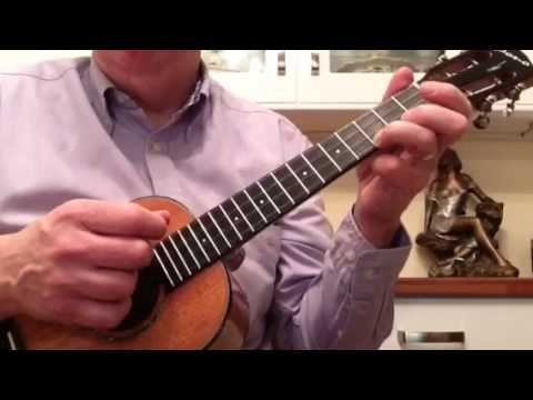 Ukulele Fingerstyle Classical - Flamenco tutorial Spanish Fandango