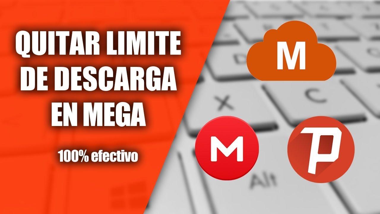 Descargar SIN LIMITE en MEGA 2020 | Mega Downloader - YouTube