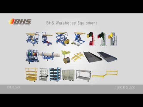 BHS Material Handling Equipment