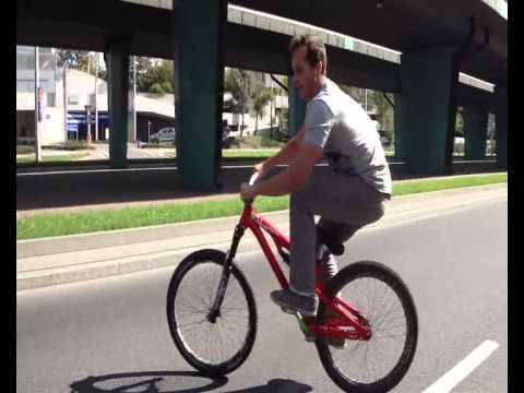 Erenes On Ns Bikes Soda Slope Prototype Hq Youtube