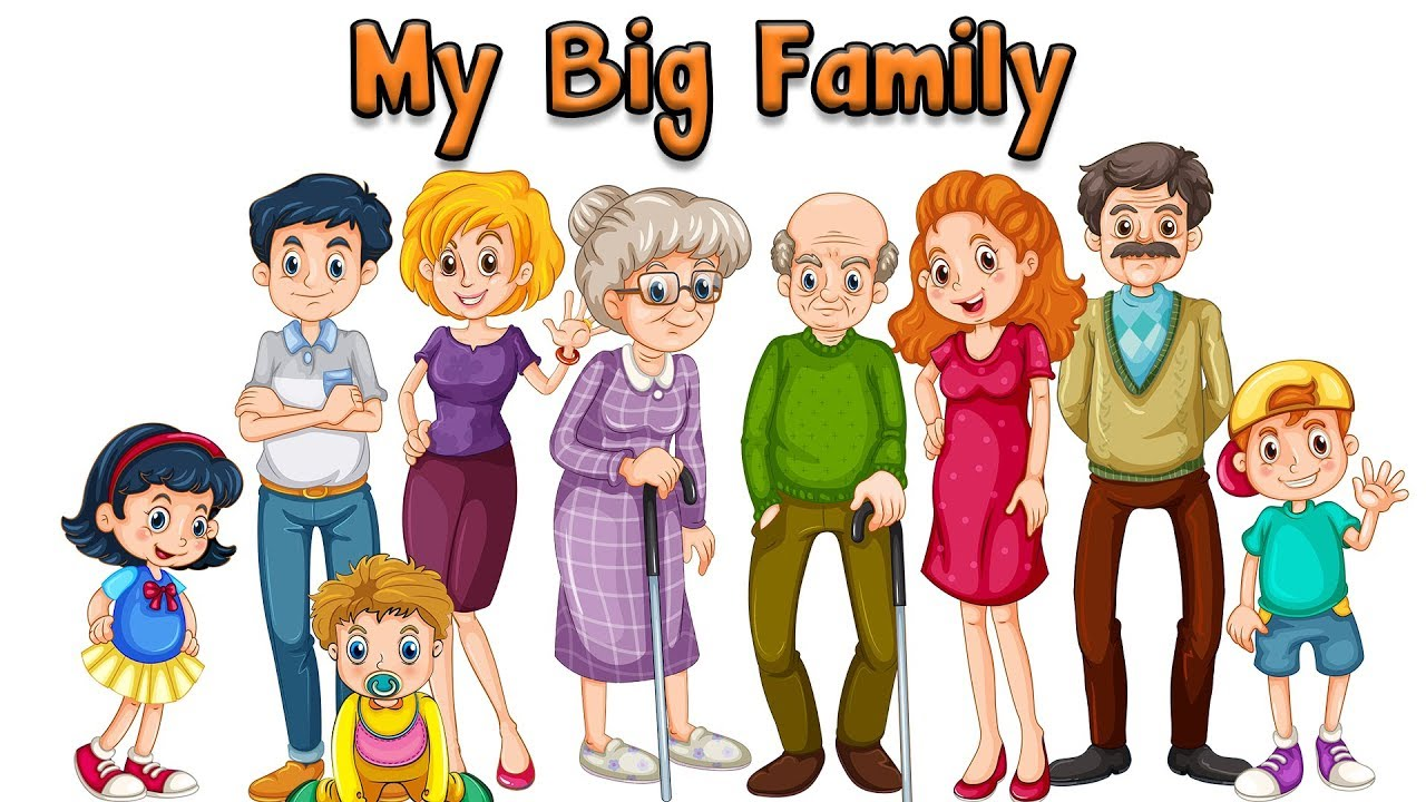 My Big Family Youtube