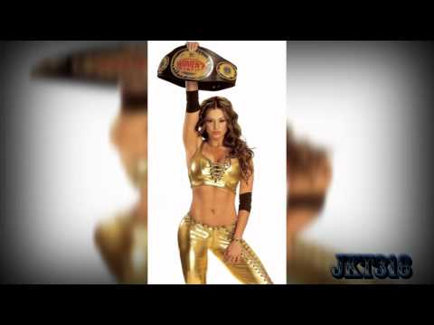 Candice Michelle Theme -''What Love Is (V2)'' (HQ Arena Effects) + DL