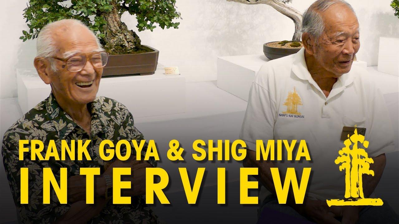 CBS Members Frank Goya and Shig Miya Interview