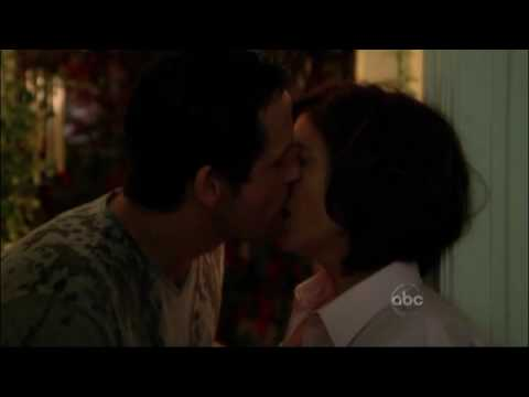 the kiss Addie and Noah  Private Practice.