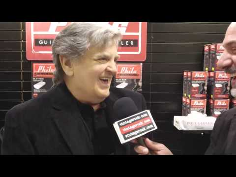 2012 NAMM: Phil Everly Interview