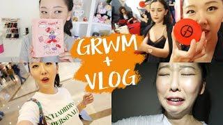 Get Ready With Me + Vlog: 家裡居然停電了!!!