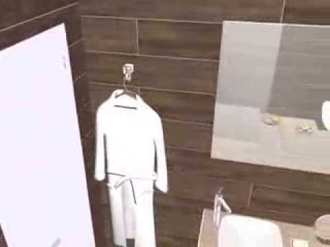 home carrelage createur de salle de bain realise votre plan en 3d youtube. Black Bedroom Furniture Sets. Home Design Ideas