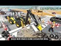 Mobile Home Builder Construction Games 2018 | Truck, Excavator - Android GamePlay FHD