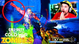 On fait le SECRET du ZOMBIES sur BLACK OPS COLD WAR !