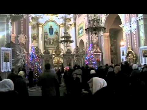 Sights & Sounds of Christmas in Lviv - Part 1