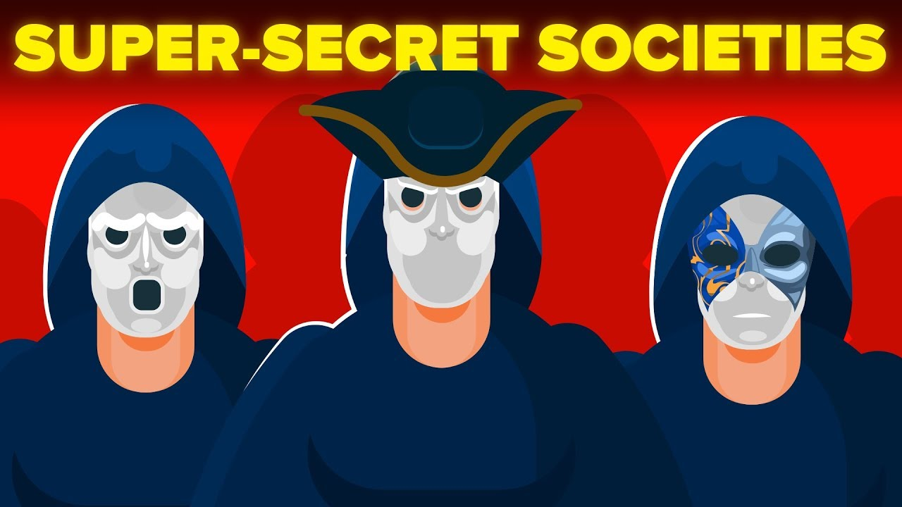 Super Secret Societies That Pull Strings Without You Knowing