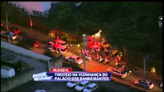 Brasil Urgente - Condomínio onde Datena tem residência é invadido e ele se desespera no ar