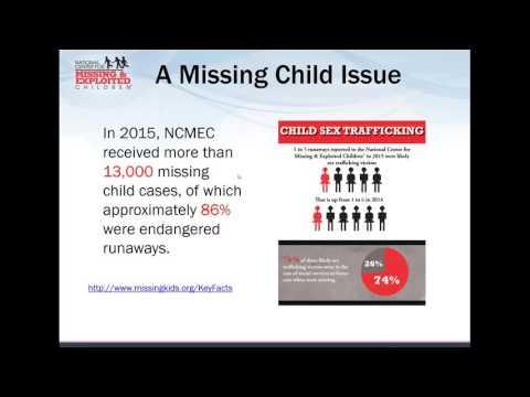 Missing Children Cases: Best Practices w/ NCMEC