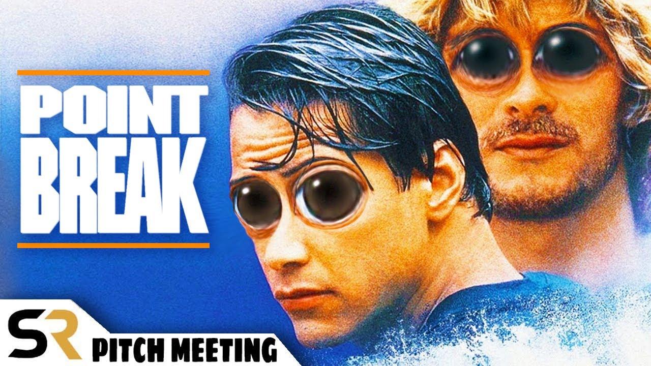Point Break Pitch Meeting