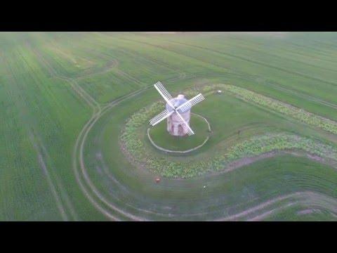 Chesterton Windmill Sunset