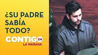 Este fue el diálogo entre Felipe Rojas y su papá por caso Fernanda Maciel - Contigo en La Mañana
