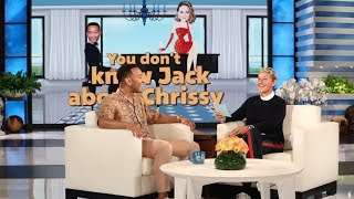 Baixar John Legend Doesn't Know Jack About Chrissy Teigen