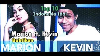 marion ft. kevin - Buktikan ( Indonesia idol)