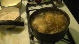 Best Fried Chicken Wing Recipe!