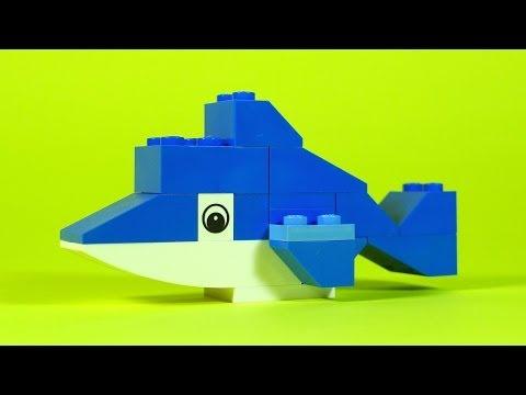How To Build Lego Elephant 4630 Lego Build Play Box Building