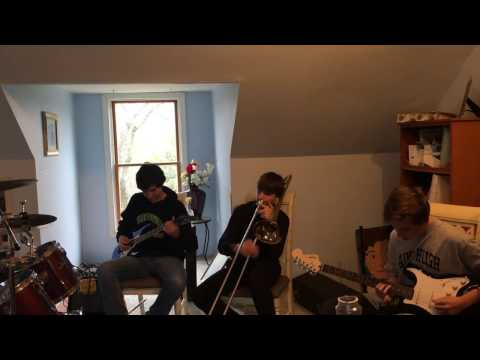 N.I.B. - Black Sabbath - with Trombone