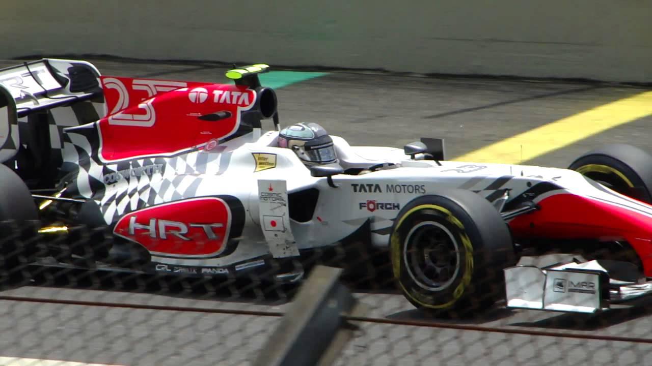 F1 Brasilia