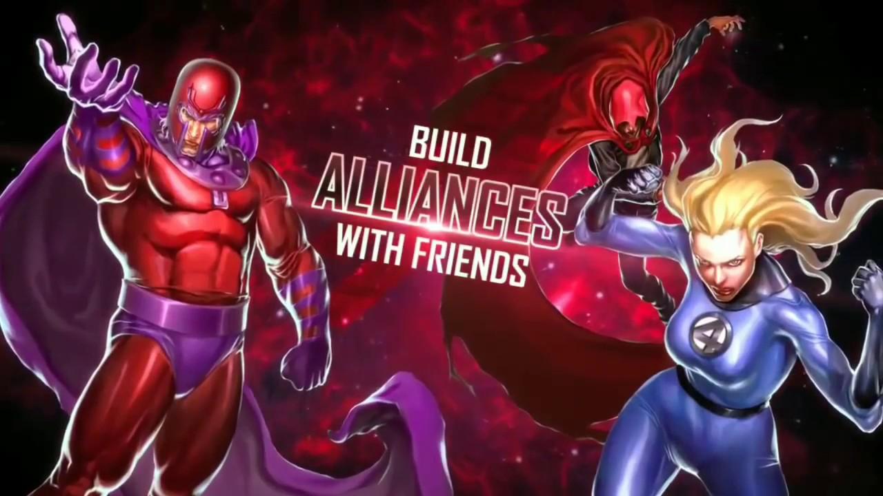 Marvel Spiele Online