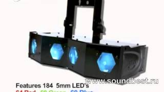 American DJ Majestic LED Световой прибор в Ижевске. Дискотечный прибор. Световое оборудование(, 2013-05-03T17:02:56.000Z)