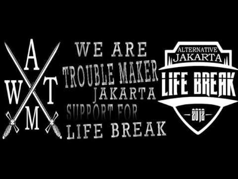 Life Break Feat Anggia  - Bintang Kehidupan cover nike ardila