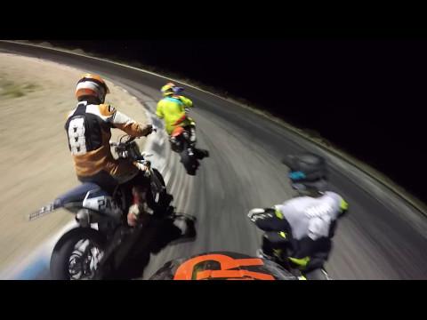 AMA Supermoto National Amateur Race Tucson 2017 - YouTube