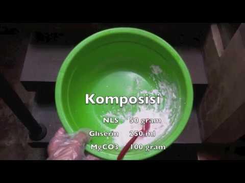 Praktikum Kimia Kurang Dari 2 Jam Pembuatan Pasta Gigi Dari Bahan