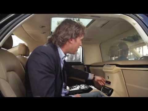 Rijden met de auto van Willem-Alexander en Maxima: Audi A8L Executive - Autovisie TV