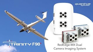 Capabilities of Trinity F90+ with RedEdge-MX Dual Camera System