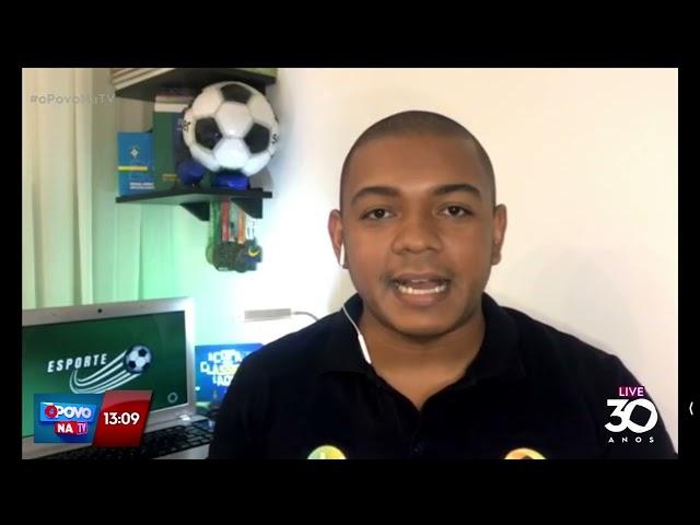 Hora de Esporte - 18 06 2021 - O Povo na TV