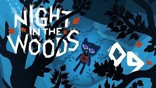 Night in the Woods (Napisy PL) #9 - Impreza w innym mieście (Gameplay PL / Zagrajmy w)