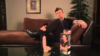 Nick Hawk Gigolo Genuine Cast Dildo with Movable Balls Product Demo