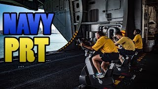 Navy PRT Changes 2017