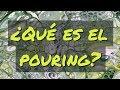 *️⃣ Pouring - Curso de Arte Acrílico Fluidos