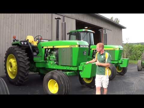 Willow Run Farms John Deere Tractors Part 3