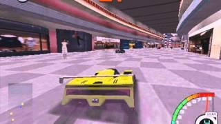 California Speed (Arcade Game, CHD)