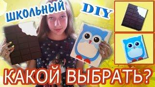 DIY/Снова на учебу/Школьные дневники/Шоколадка/Совушка/Back to school