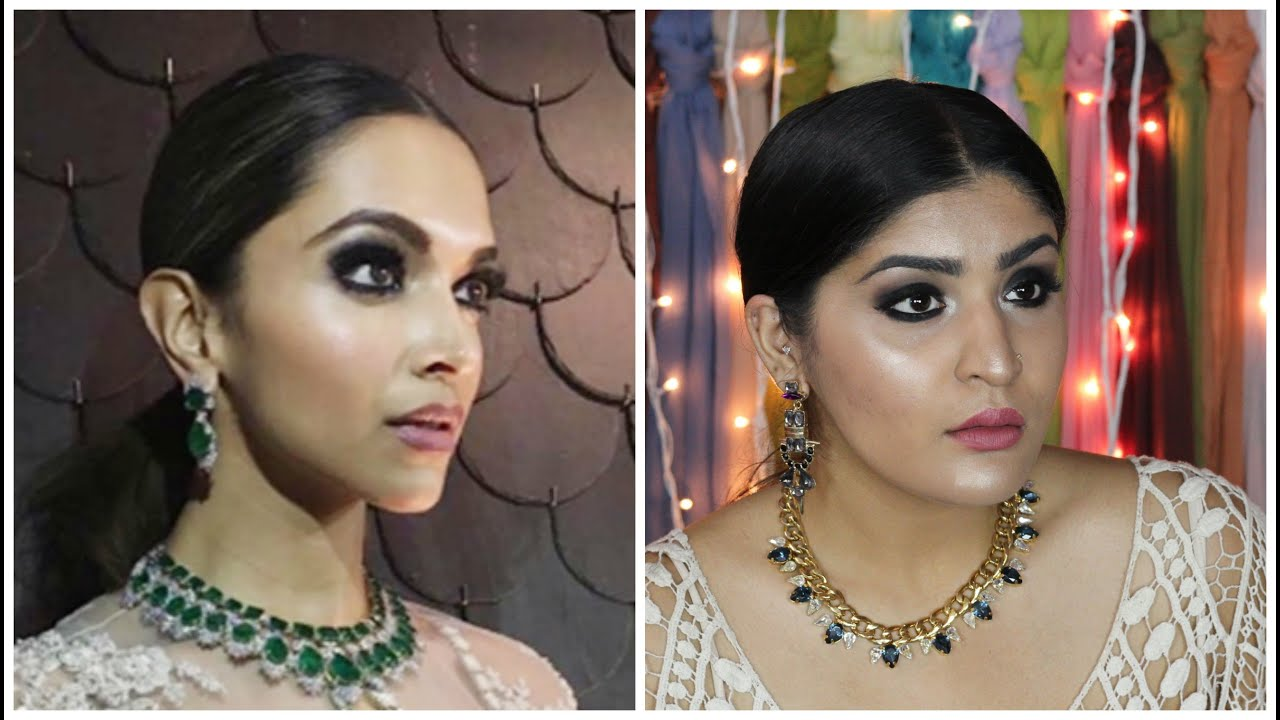 Deepika Padukone IIFA 2016 Inspired Makeup Tutorial ...