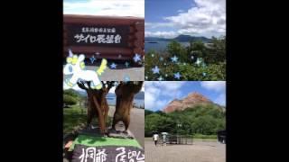夏の日の思い出の写真を並べてスライドショーにして、桜田淳子さんの17...