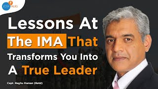 Capt. Raghu Raman |  🇮🇳 5 Life Lessons from the Indian Army Life 🇮🇳 | Army Motivation