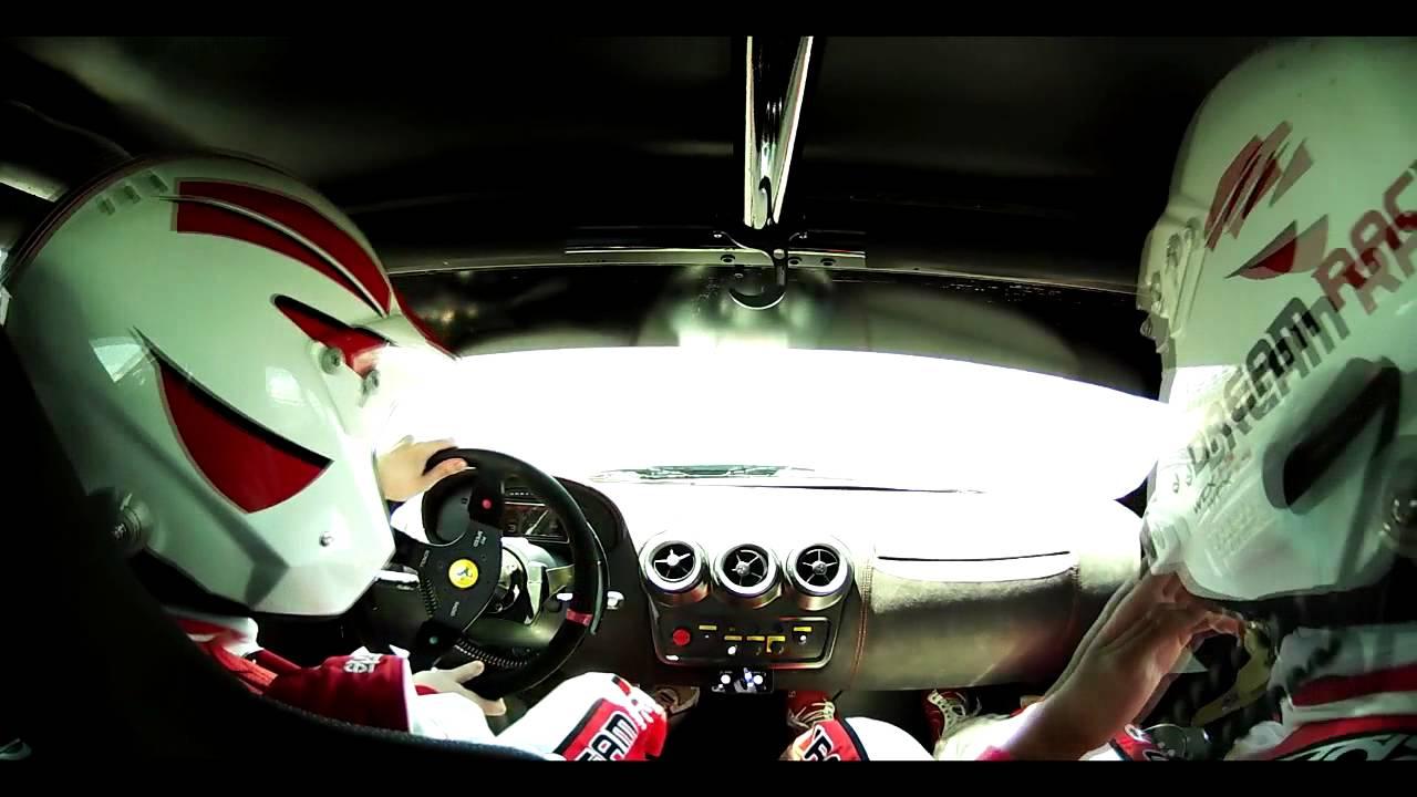 Dream Racing Experience At Las Vegas Motor Speedway Youtube
