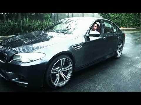 BMW M5 Car-Globe